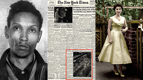 Imagine a black Kitty Genovese: Winston Moseley, her murderer, asked an important question about race and justice